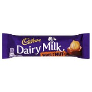 Cadbury Dairy Milk Wholenut 49g