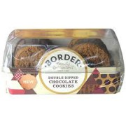 Border Double Dipped Chocolate Cookies 150g