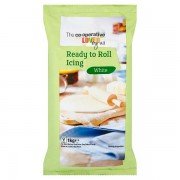 Co Op White Icing 1kg