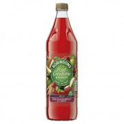 Robinsons  Creations Pear, Blackcurrant and Cherry 1L