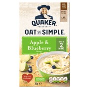 Oat So Simple Apple and Blueberry 360g