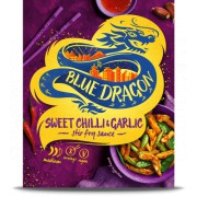Blue Dragon Sweet Chilli & Garlic 120g