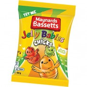 Bassetts Jelly Babies Chicks 165g