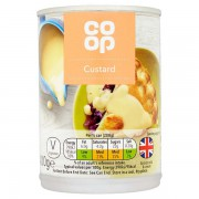 Co Op Custard 400g