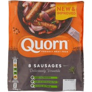 Quorn Meat Free Sausages 336g