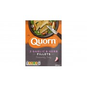 Quorn Garlic & Herb Fillets 200g