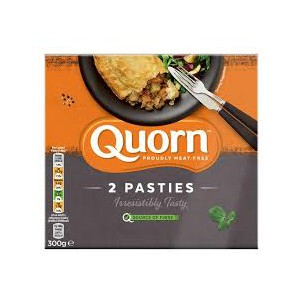 Quorn Meat Free Pasties 300g