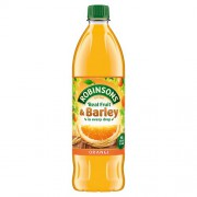 Robinsons Fruit & Barley Orange 1L