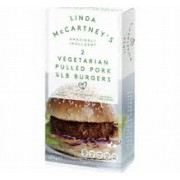 Linda McCartney Hamburguesas Veganas Barbacoa 227g
