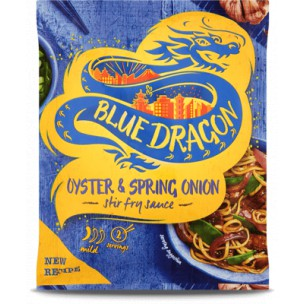 Blue Dragon Oyster & Spring Onion Sauce 120g