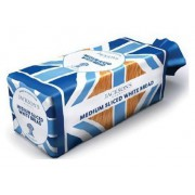 Jacksons Medium White Bread 800g