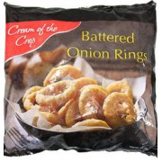 Cream of the Crop Onion Rings 450g
