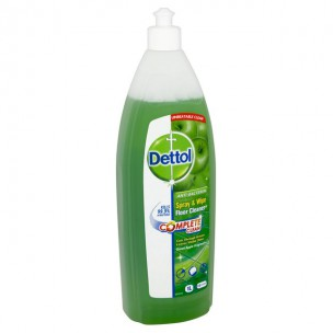 Dettol Spray and Wipe Floor Cleaner 1L