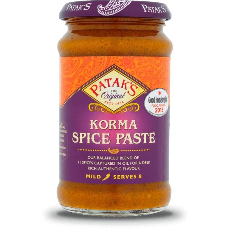 Pataks Korma Spice Paste 290g