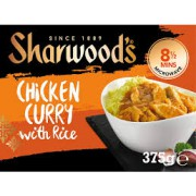 Sharwoods Pollo al Curry 375g