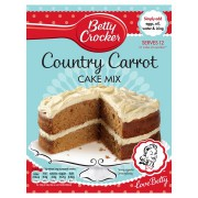 Betty Crocker Preparado de Pastel de Zanahoria 425g