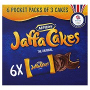 Jaffa Cakes Snack Packs 220g