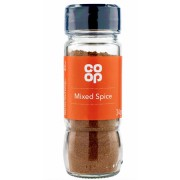 Co Op Mixed Spice 34g