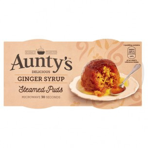 Auntys Ginger Pudding 190g