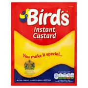 Bird's Natillas Instantáneo 75g
