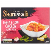 Sharwoods Sweet & Sour Chicken 375g