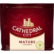 Cathedral City Queso Cheddar Maduro 200g
