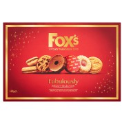 Foxs Fabulously Biscuit Selection 550g