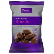 Hider Chocolate Brazil Nuts 100g