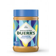 Duerrs Smooth Peanut Butter 340g