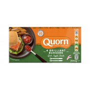 Quorn Meat Free Burgers 200g