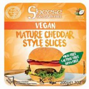 Grated Sheese Vegan Cheddar Style 200g