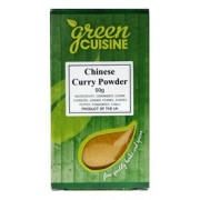 Green Cuisine Chinese Curry Powder 50g