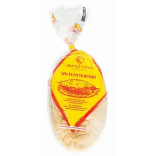 Leicester Bakery Pitta Bread 6 Pack