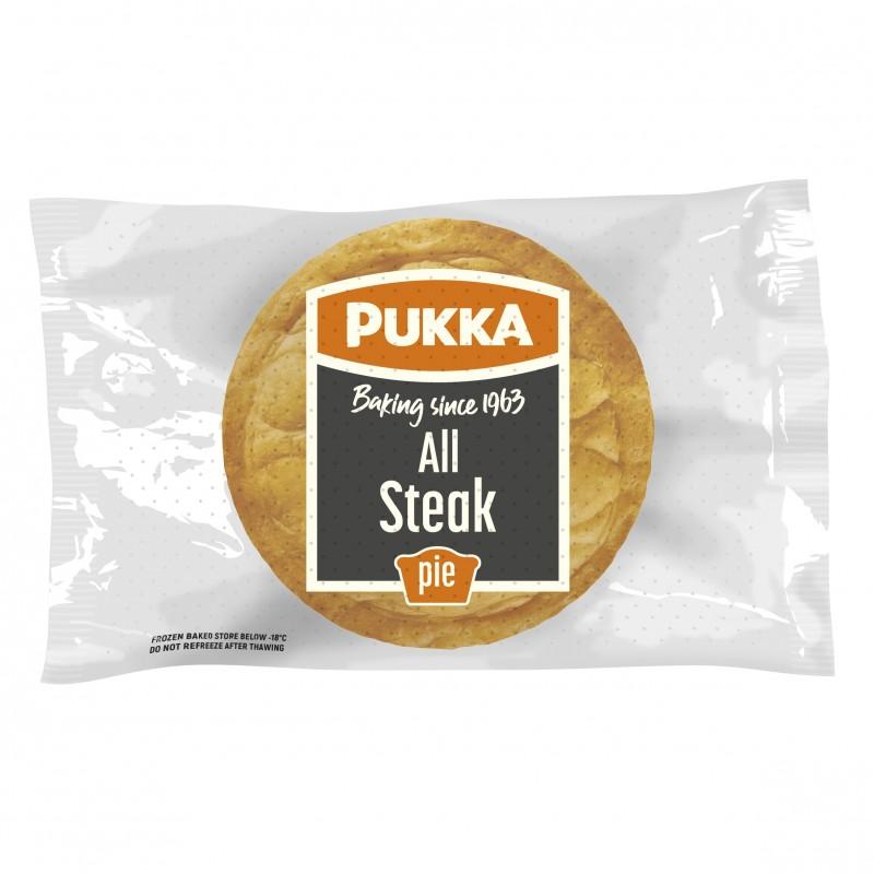 Pukka All Steak Pie 235g