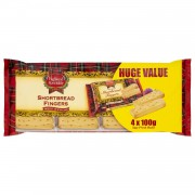 Highland Speciality Shortbread Fingers 400g