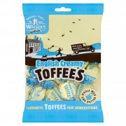 Walkers Creamy English Toffee 150g