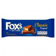 Foxs Classic Biscuit Bars Pack 7